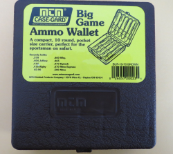 big game ammo wallet|