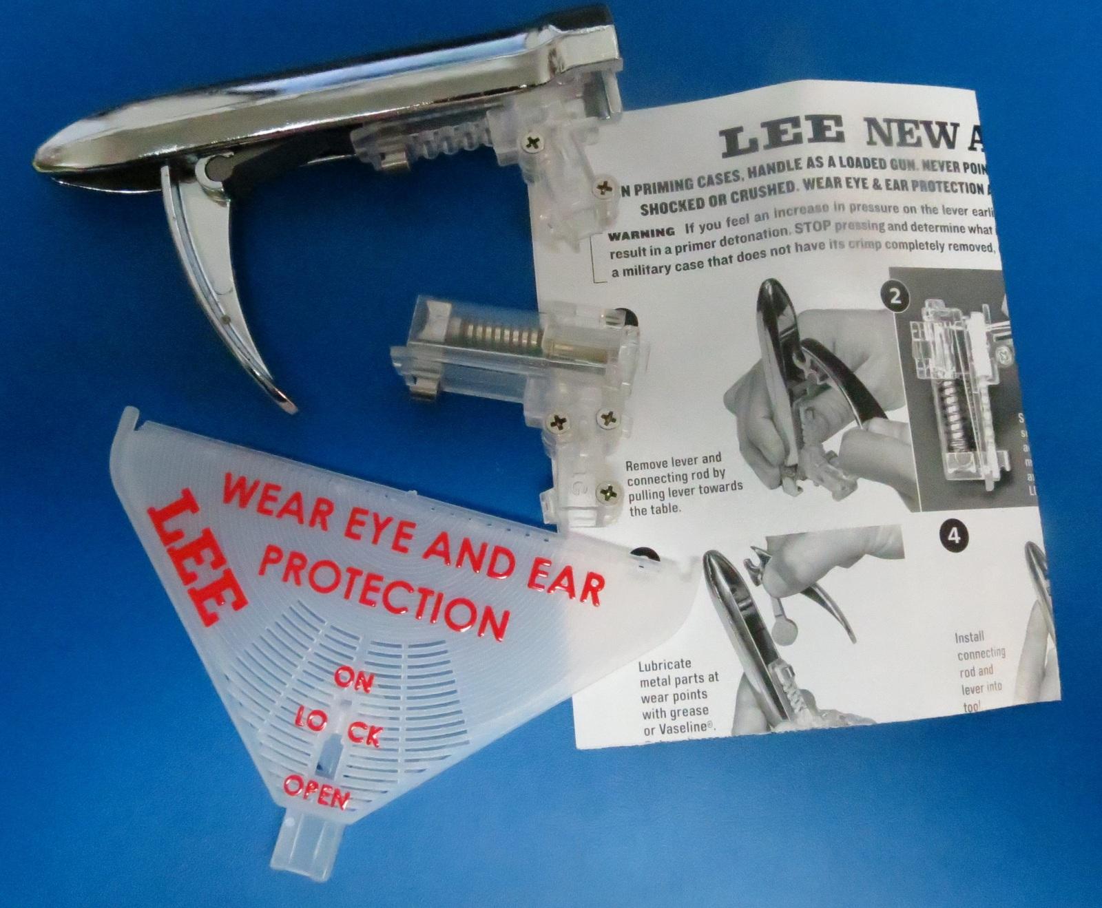 Gunworks Ltd - Lee Auto primer XR Hand priming Tool